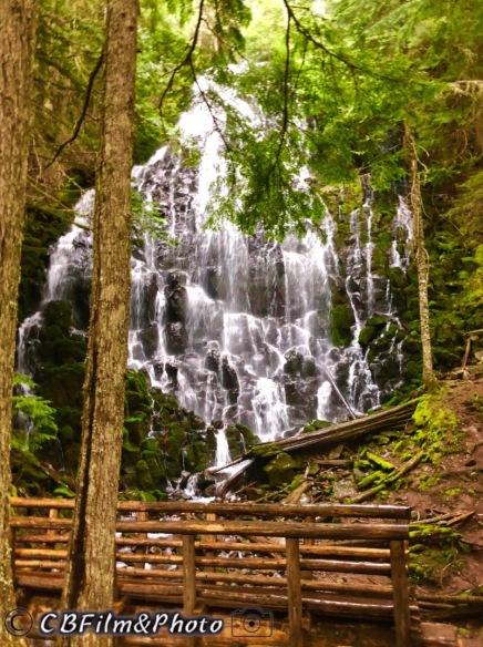 Ramona Falls, Mt Hood